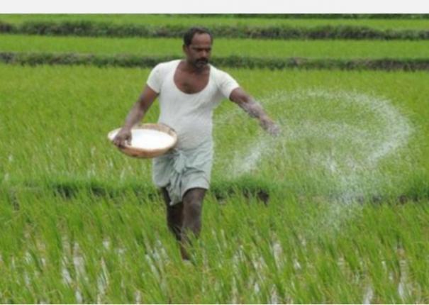 record-fertilizer-sale-of-111-61-lakh-mt-during-april-june-2020
