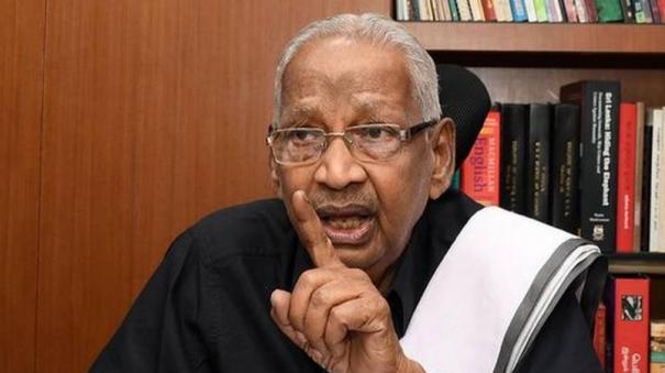 k-veeramani-opposes-privatisation-of-railways