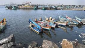 kasimedu-port