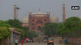 jama-masjid-reopens-for-the-public-from-today-syed-ahmed-bukhari