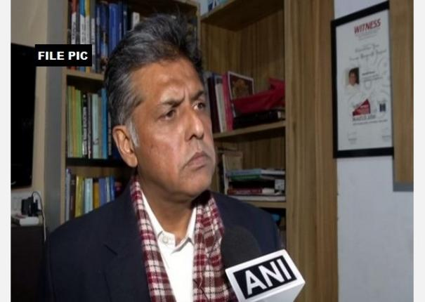 instead-of-targeting-china-centre-attacking-cong-persecution-of-ahmed-patel-is-example-of-vendetta-politics-manish-tewari