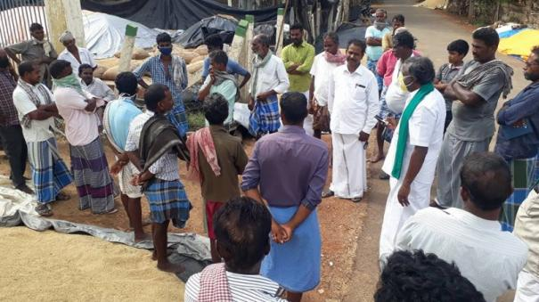 increase-daily-procurement-levels-to-avoid-wasting-paddy-bags-in-the-rain-pr-pandian-request
