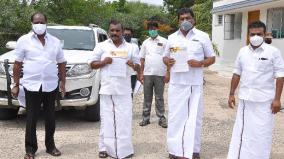 krishnagiri-dmk-mlas-petition-to-collector