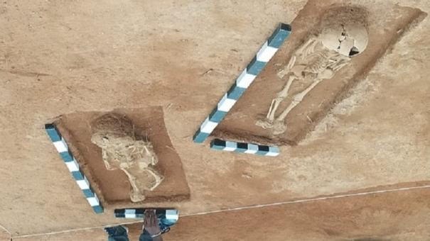 keeladi-excavation-human-skeleton-found