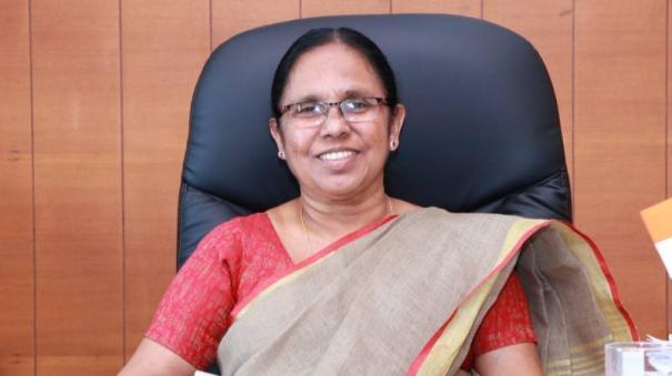 kerala-covid9-minister-shylaja