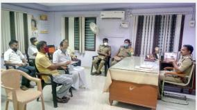 traders-guards-consultation-meeting-kudanthai-dsp-organized-after-the-sathankulam-incident