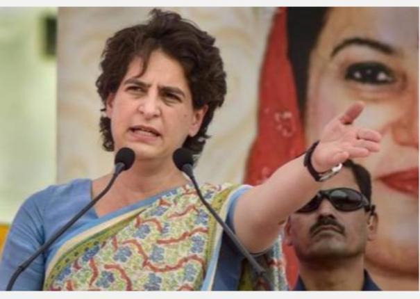 uttar-pradesh-police-vikas-dubey-madhya-pradesh-police-priyanka-gandhi