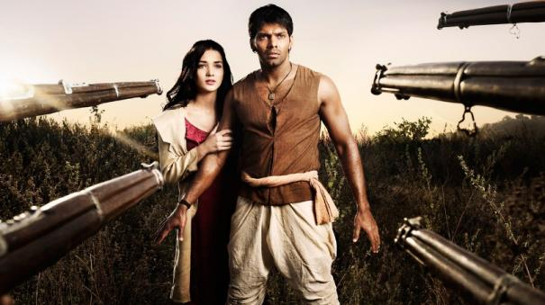 madrasapattinam-release-day