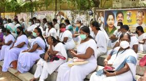 nurses-protest-at-trichy