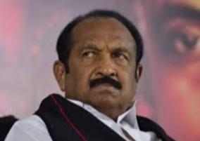 vaiko-urges-to-shift-drainage-in-trichy