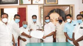 ex-mp-kumar-on-works-in-aiadmk