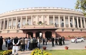 decision-on-monsoon-session-of-parliament-soon-joshi