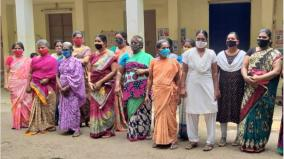 women-protest-in-kovilpatti-against-micro-financing-companies
