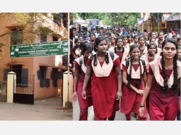 plus-2-public-exam-result-chennai-corporation-school-students-85-pass-mambalam-school-100-pass-record