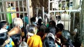 srivilliputhur-andal-koil-adi-pooram-festival-devotees-throng-creating-panic