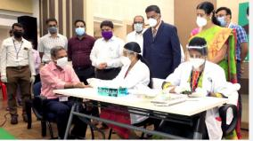 chennai-corporation-anti-body-test-for-44000-anti-virus-employees-corporation-commissioner-initiated