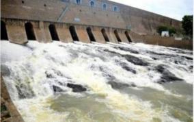 mettu-dam-water-flow