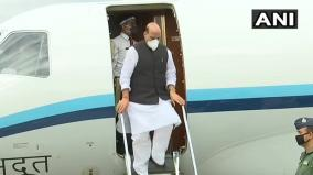 defence-minister-rajnath-singh-arrives-in-leh-to-carry-out-security-revie
