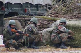three-militants-were-killed-in-encounter-in-j-k-two-security-personnel-injured