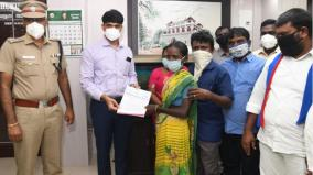 tutucorin-sathankulam-child-family-given-relief-fund