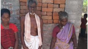 a-disabled-old-woman-who-was-storing-invalid-bank-notes-accumulate-humanitarian-aid