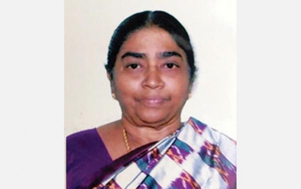 thoothukudi-ex-mla-rajammal-passed-away