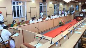 medical-insurance-for-all-family-card-holders-in-pudhucherry-full-treatment-without-income-ceiling-chief-minister-s-announcement