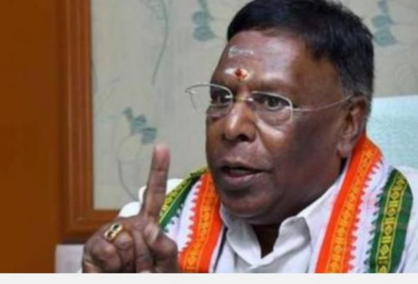 budget-filing-deadline-approved-by-governor-puducherry-chief-minister-narayanasamy