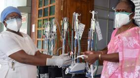 high-flow-nasal-oxygen-delivering-machine-in-trichy-government-hospital