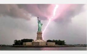 lightning-attack-statue-of-liberty