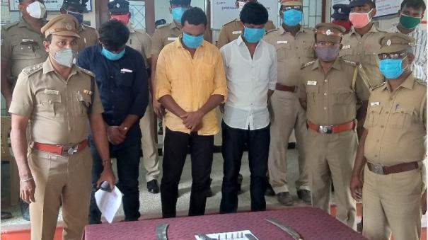 kumuli-rajkumar-arrested-under-goondas