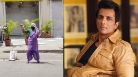 sonu-sood-to-help-old-woman-performing-martial-arts-on-streets
