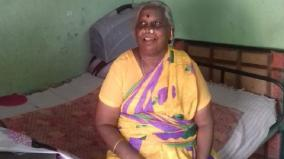 folklore-artist-kariapatti-lakshmiamma-in-pathetic-situation-seeks-support-and-help-to-survive