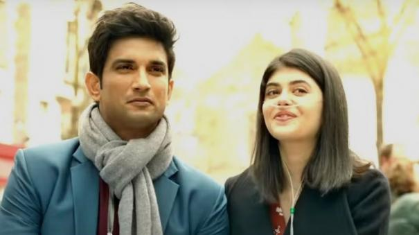 sushant-singh-s-dil-pechara-movie-review