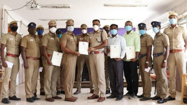 tutucorin-sp-honours-14-cops-for-best-service