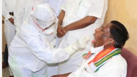 saliva-test-for-puducherry-chief-minister-speaker-and-mlas