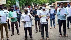 ramanathapuram-hair-dressers-association-seek-relief-from-governmant