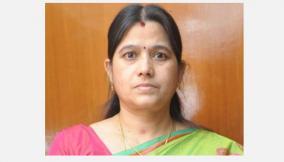 chennai-district-collector-seetha-lakshmi-gets-corona-infection
