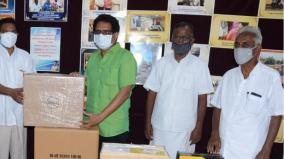 m-p-su-venkatesan-donates-digital-monile-x-ray-instrument-to-madurai-gh