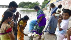 corona-celebrates-the-loss-of-weeds-deserted-cauvery-shores-in-trichy