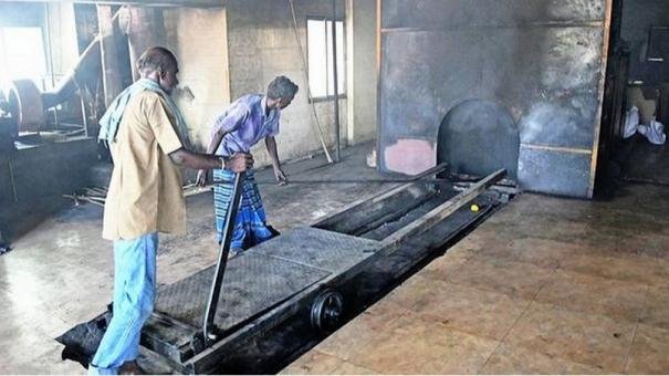 lankan-smuggler-body-cremated-in-madurai