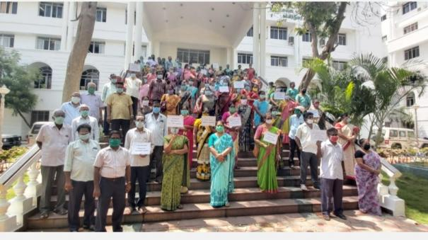 unpaid-for-8-months-puducherry-government-aided-school-teachers-and-staff-have-decided-to-hold-a-protest-from-independence-day
