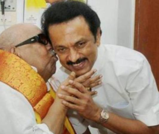 mk-stalin-on-karunanidhi-s-death-anniversary