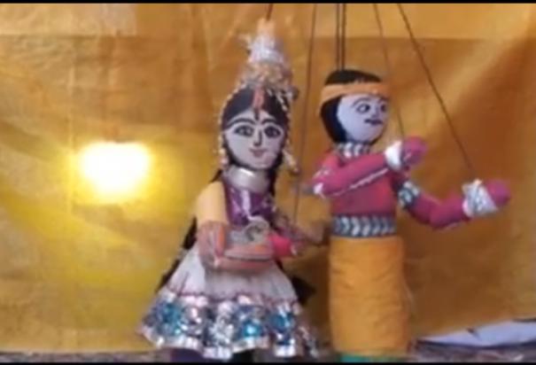 school-children-stay-away-from-the-corona-awareness-puppet-artist-through-whatsapp