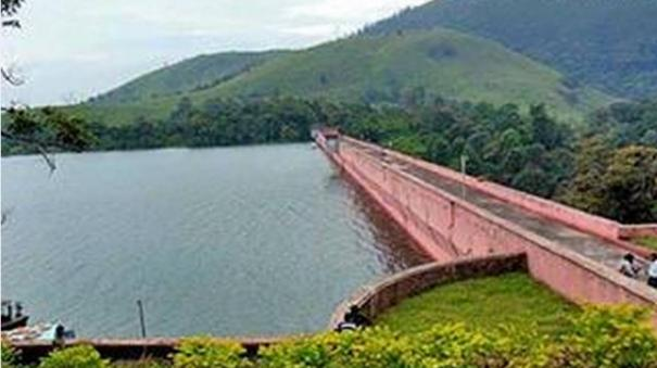 kerala-govt-asks-tn-govt-to-release-water-from-mullaperiyar-dam-in-a-phased-manner
