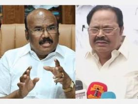 dmk-as-a-blazing-fire-next-wicket-dhuraimurugan-minister-jayakumar