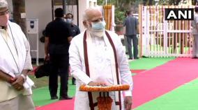 prime-minister-narendra-modi-inaugurates-the-rashtriya-swachhata-kendra