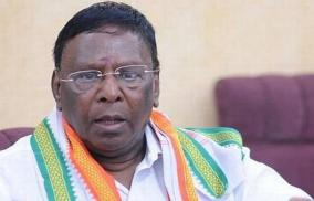 narayanasamy-on-lockdown
