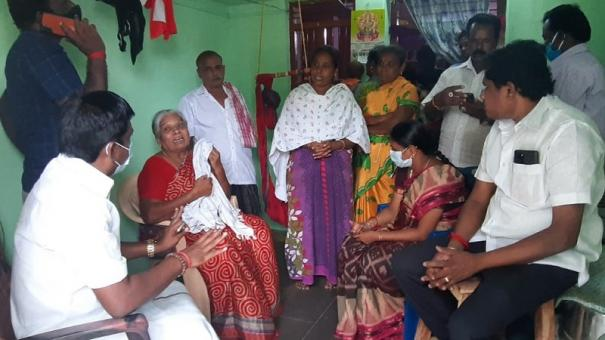 munar-landslide-6-dead-srivilliputhur-mla-meets-and-consoles-the-family
