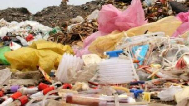 private-hospital-fined-for-disposing-medical-waste-on-road